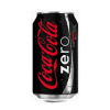 189 - Boissons Coca Cola zero 33cl